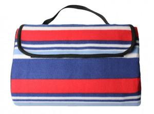 Picknickdecke XL Fleece – 150 x 180 cm Liegefläche