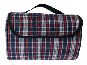 Picknickdecke XXL – genug Platz für Zwei